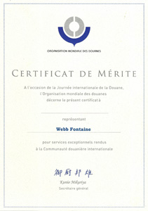 Webb-Fontaine_WCO-Certificate-of-Merit-2015